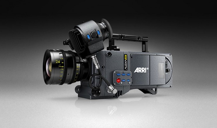 Arri Announces 6K 65mm Camera 3