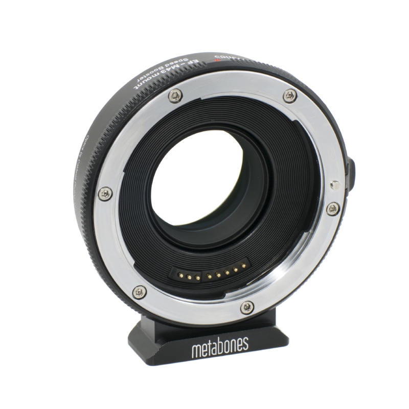 Metabones Announces Canon EF to Micro Four Thirds Adapter 3