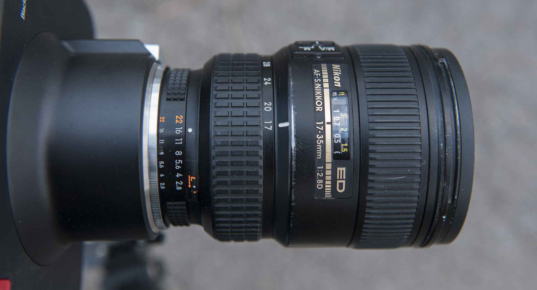Blackmagic Cameras and Adapting Lenses To Fit 12