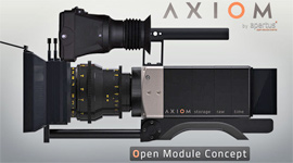 The Apertus Axiom Beta Camera 10