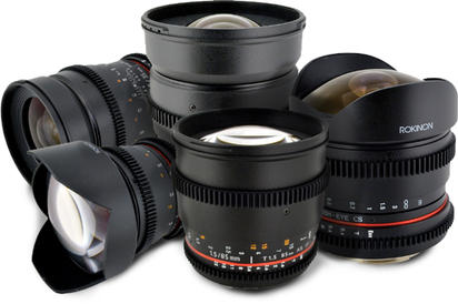 Blackmagic Cameras and Adapting Lenses To Fit 16