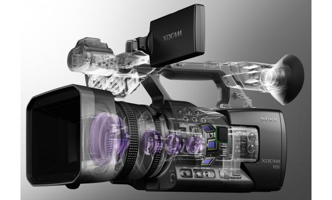 Sony PXW-X180 Camera Review 2