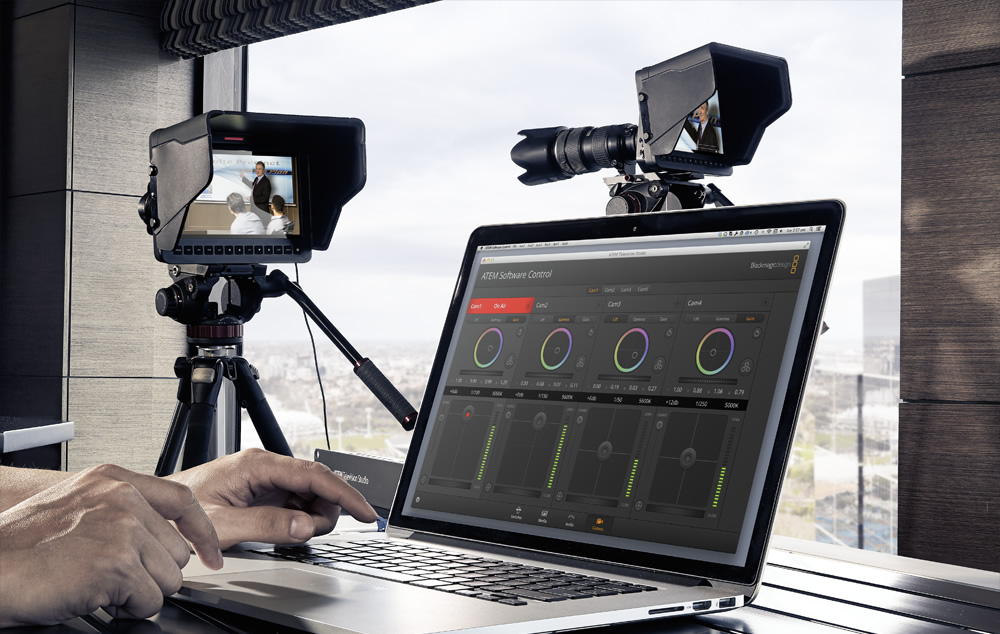 Blackmagic Studio Camera Review 30
