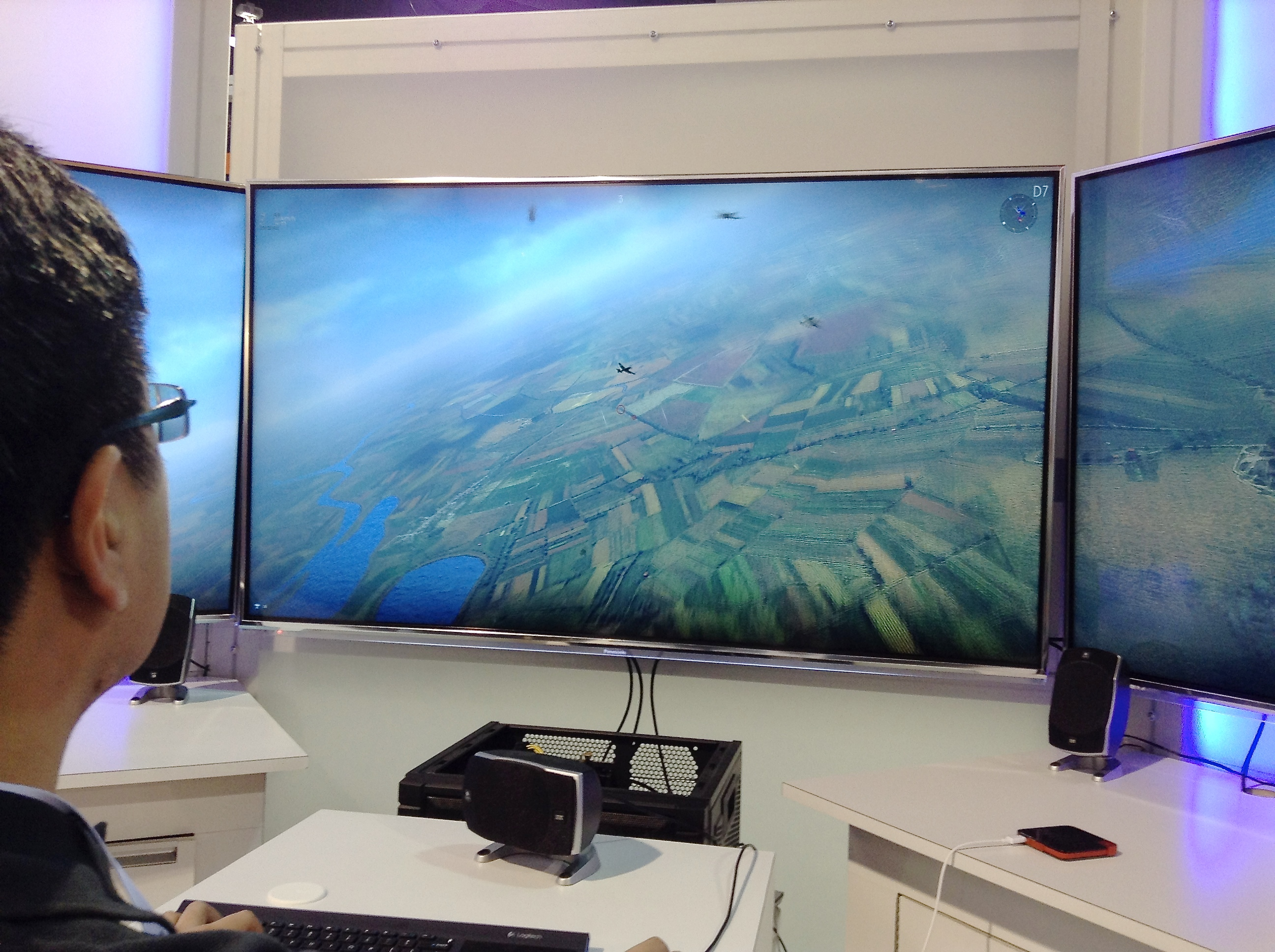 The Sights and Sounds of CES 2014 78