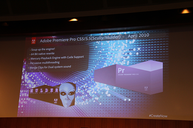 Premiere Pro World Conference: The History of Premiere Pro 9