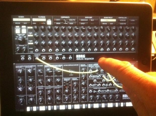 Korg IMS-20 Tutorial 1A: Analog Powerhouse for $15 on the iPad 32