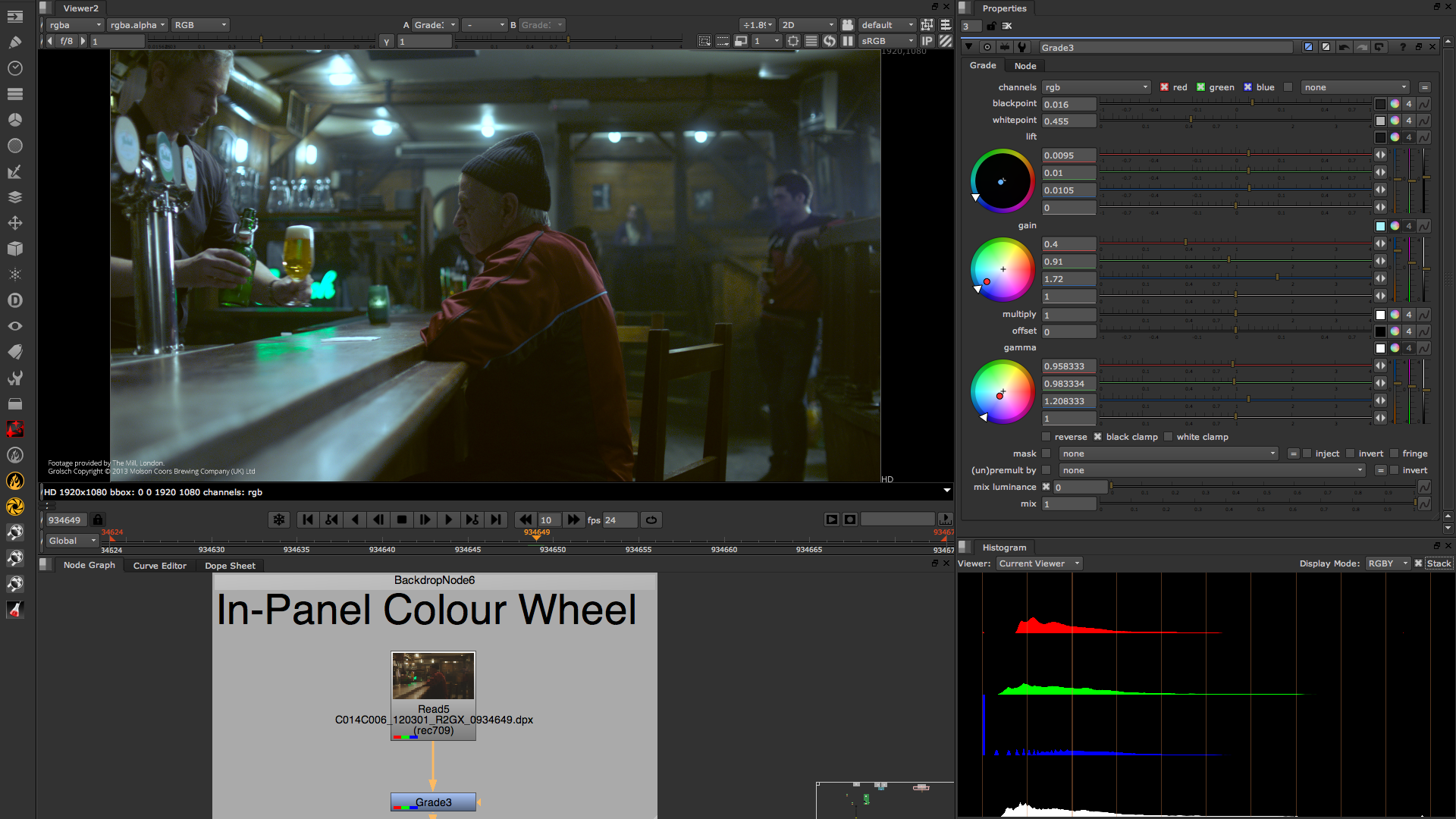The Foundry Launches NUKE 8 7