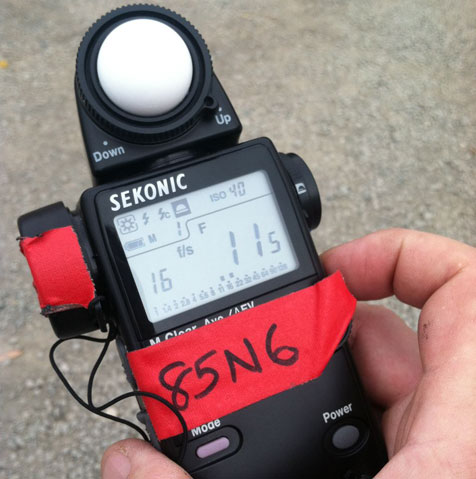 LIGHT METERS: What are Incident Meters Good For, Anyway? 14