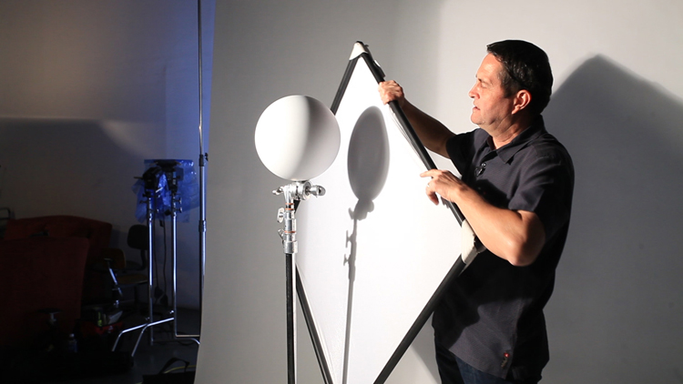 one light setup - image 2