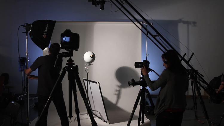 one light setup -image 5
