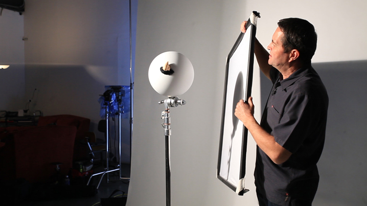 one light setup- image 6
