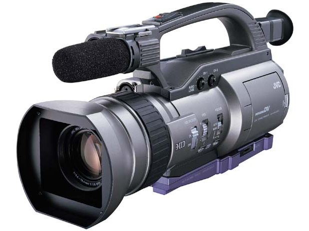 Camera, camcorder or streamcorder? What's the difference? 3