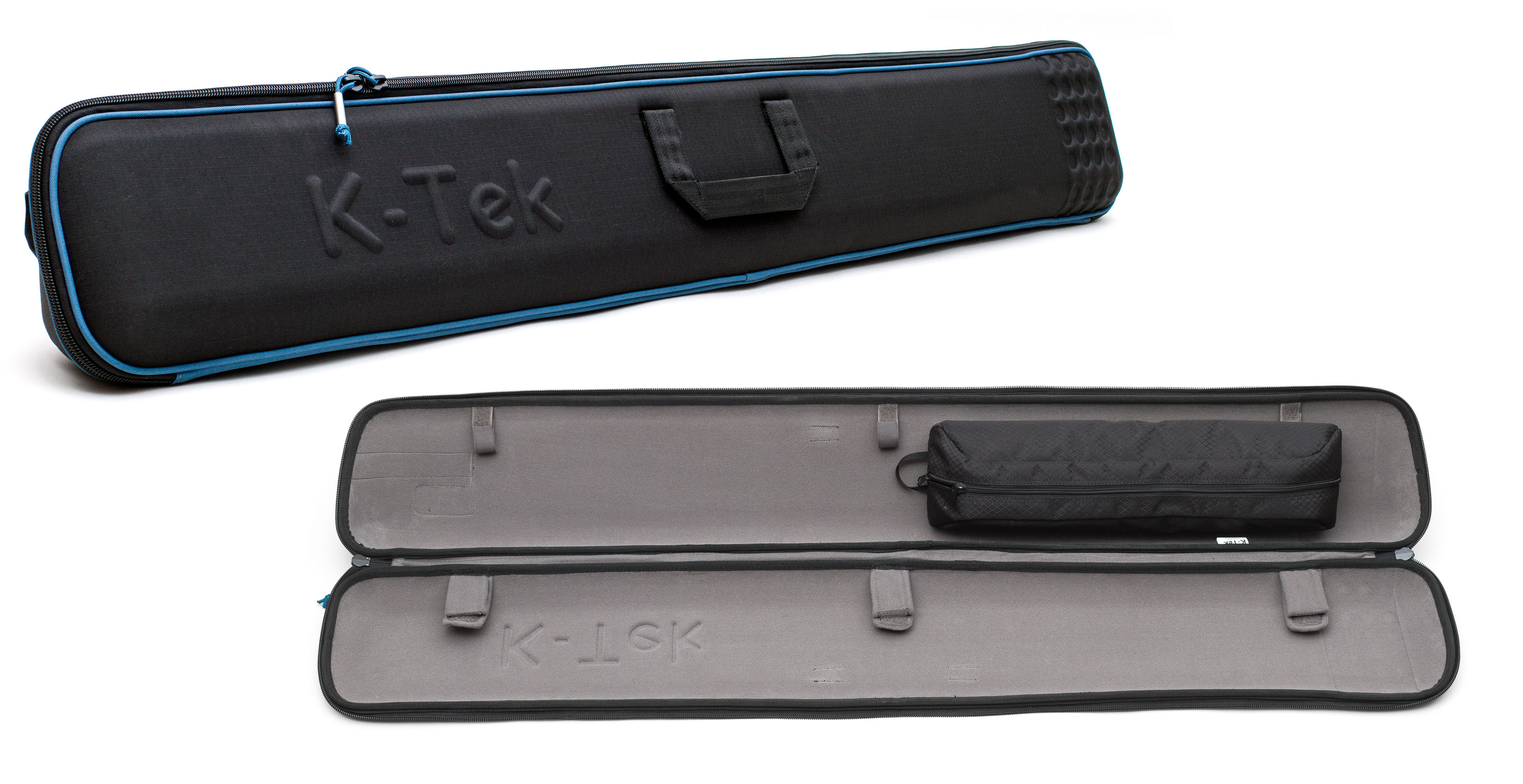 K-Tek Adds KBLT52 Long Case for Boom Pole Travel & Storage 4