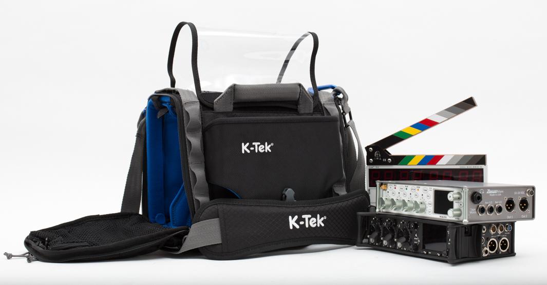 K-Tek Offers Fresh Take on the Audio Bag 4