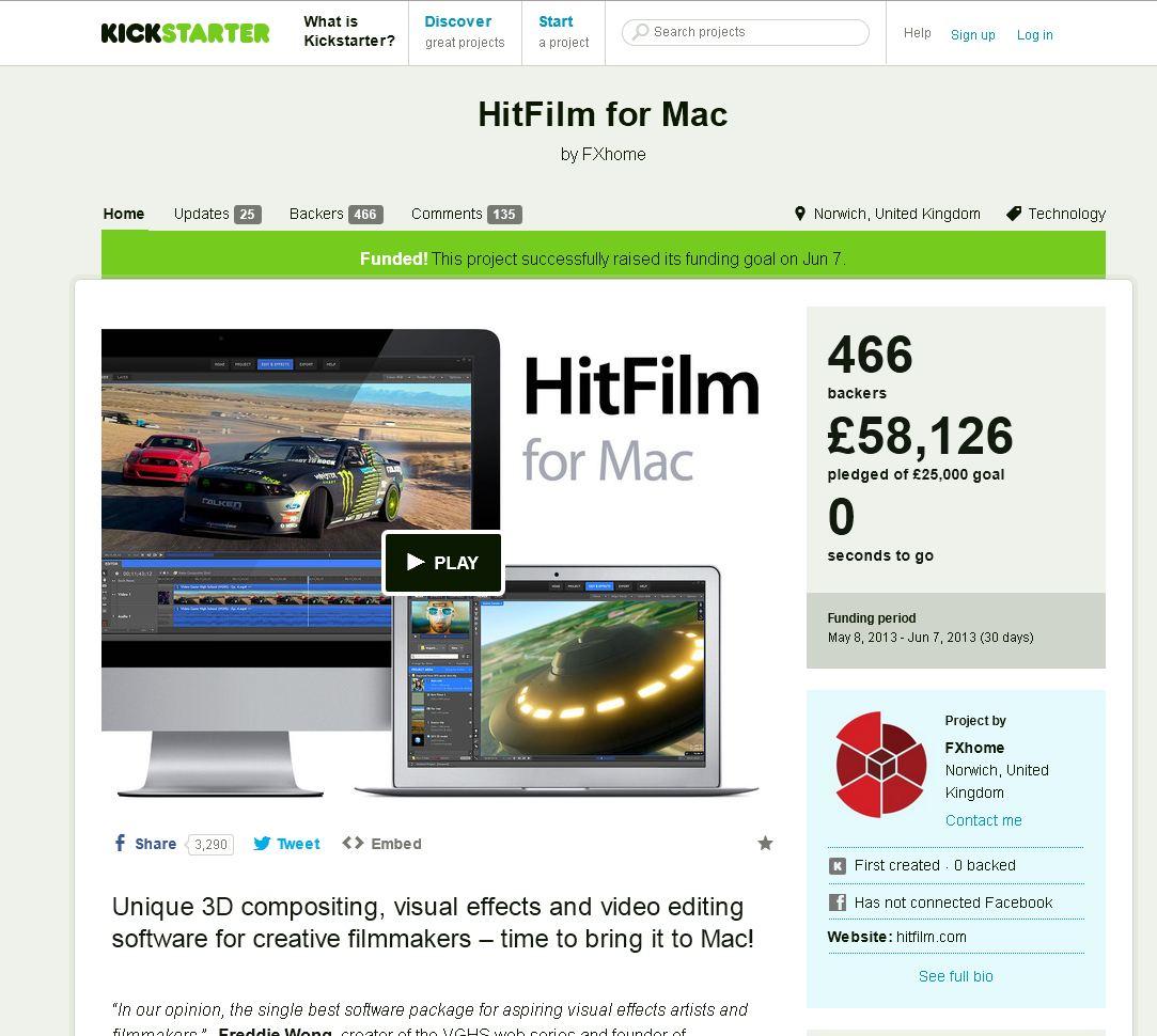 HitFilm 2 Ultimate 7