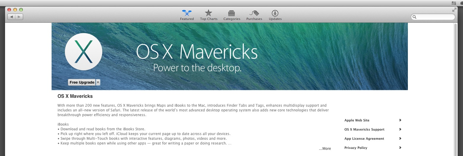 Is now the time to move to Mavericks? 10