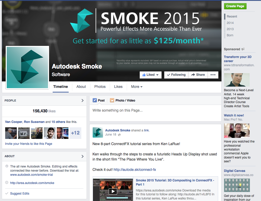 Autodesk Smoke 2015 22