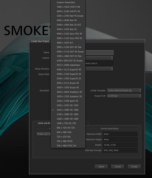 Autodesk Smoke 2015 17