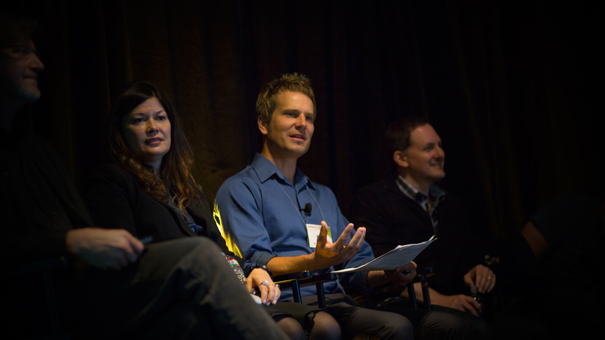Transvergence Summit: Kip Haynes, Chief Technologist, All These Worlds LLC 4