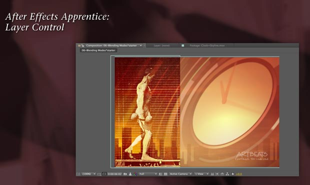 After Effects Apprentice: Layer Control 4