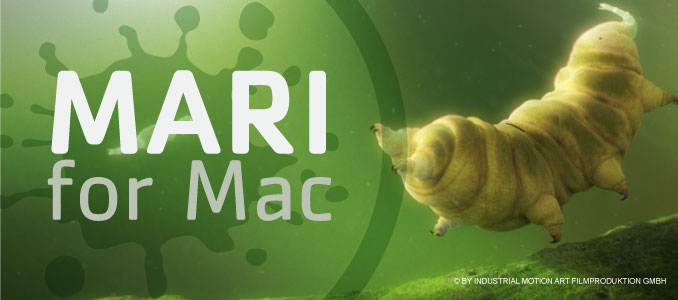 MARI for Mac Available Starting Today 6