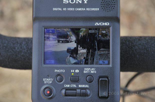 Review: Sony HXR-MC1 1-CMOS AVCHD POV Camcorder 48