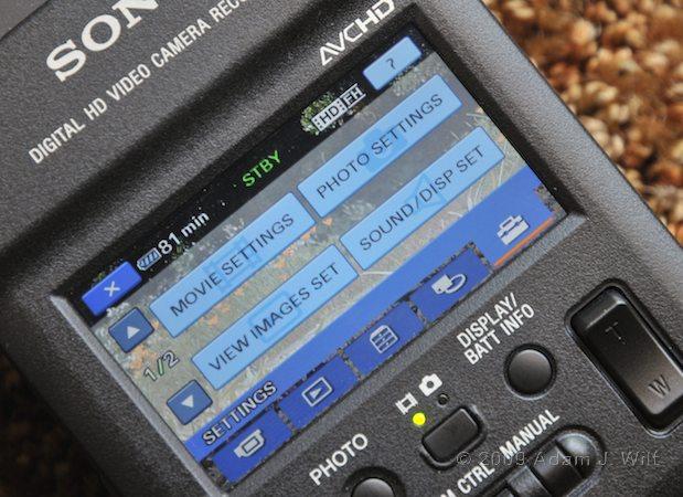 Review: Sony HXR-MC1 1-CMOS AVCHD POV Camcorder 57