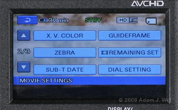 Review: Sony HXR-MC1 1-CMOS AVCHD POV Camcorder 58