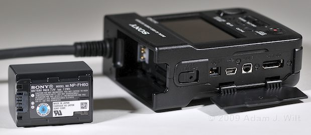 Review: Sony HXR-MC1 1-CMOS AVCHD POV Camcorder 49