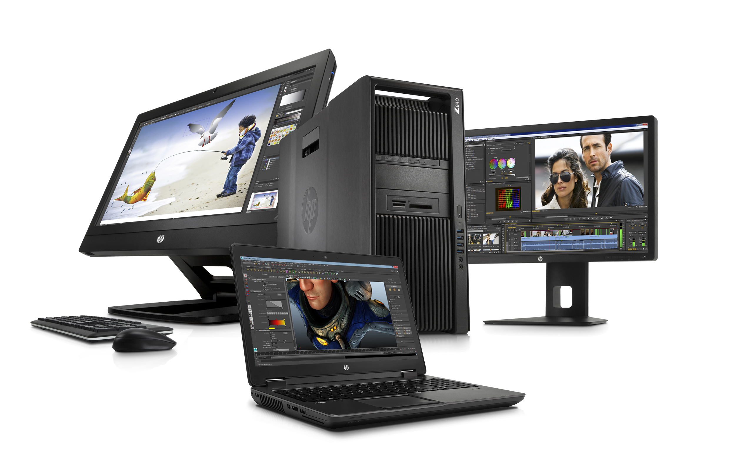How Will an HP Z Workstation Impact Your Production? 14