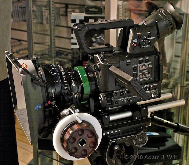 Quick Look: Panasonic AG-AF100 MFT Cine-Style Camcorder 25