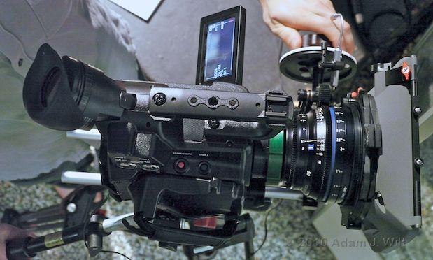 Quick Look: Panasonic AG-AF100 MFT Cine-Style Camcorder 32
