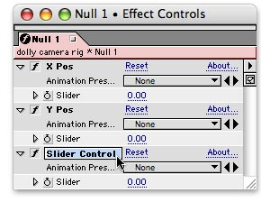 Camera Control, Part 2: Graph Editor & Dolly Rigs 13