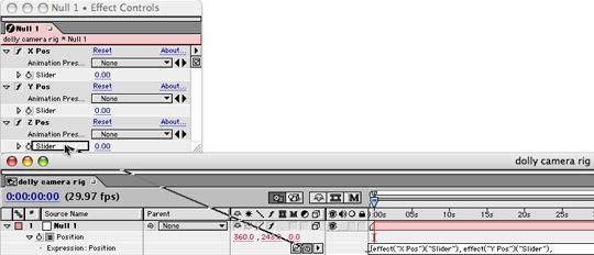 Camera Control, Part 2: Graph Editor & Dolly Rigs 14
