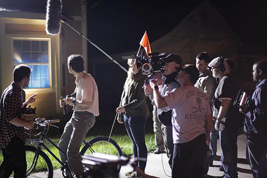 Fruitcake Movie Production Crew