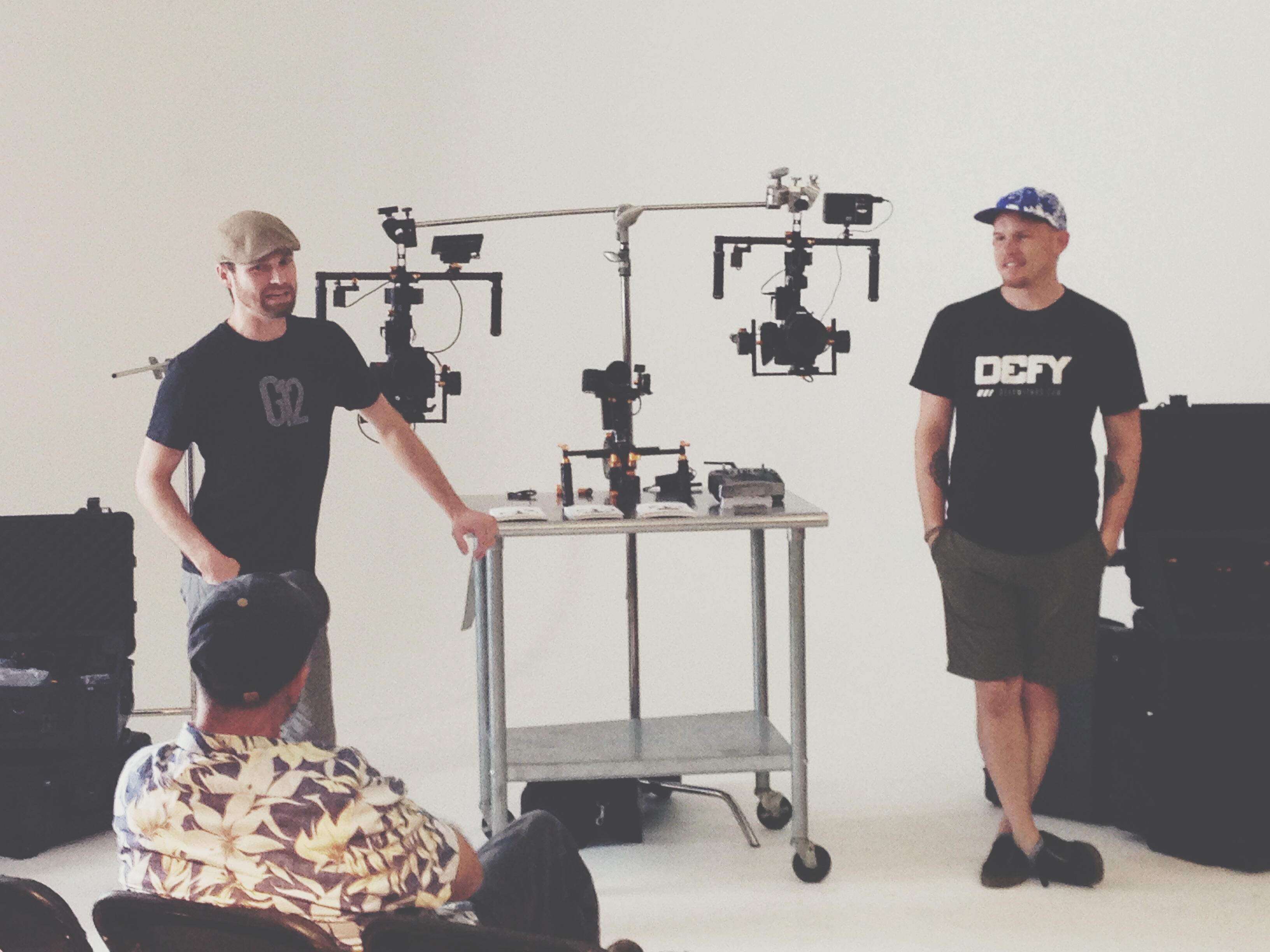 Lookout Movi You're Not the Only Kid In Town: My 2 Days with the Defy G5