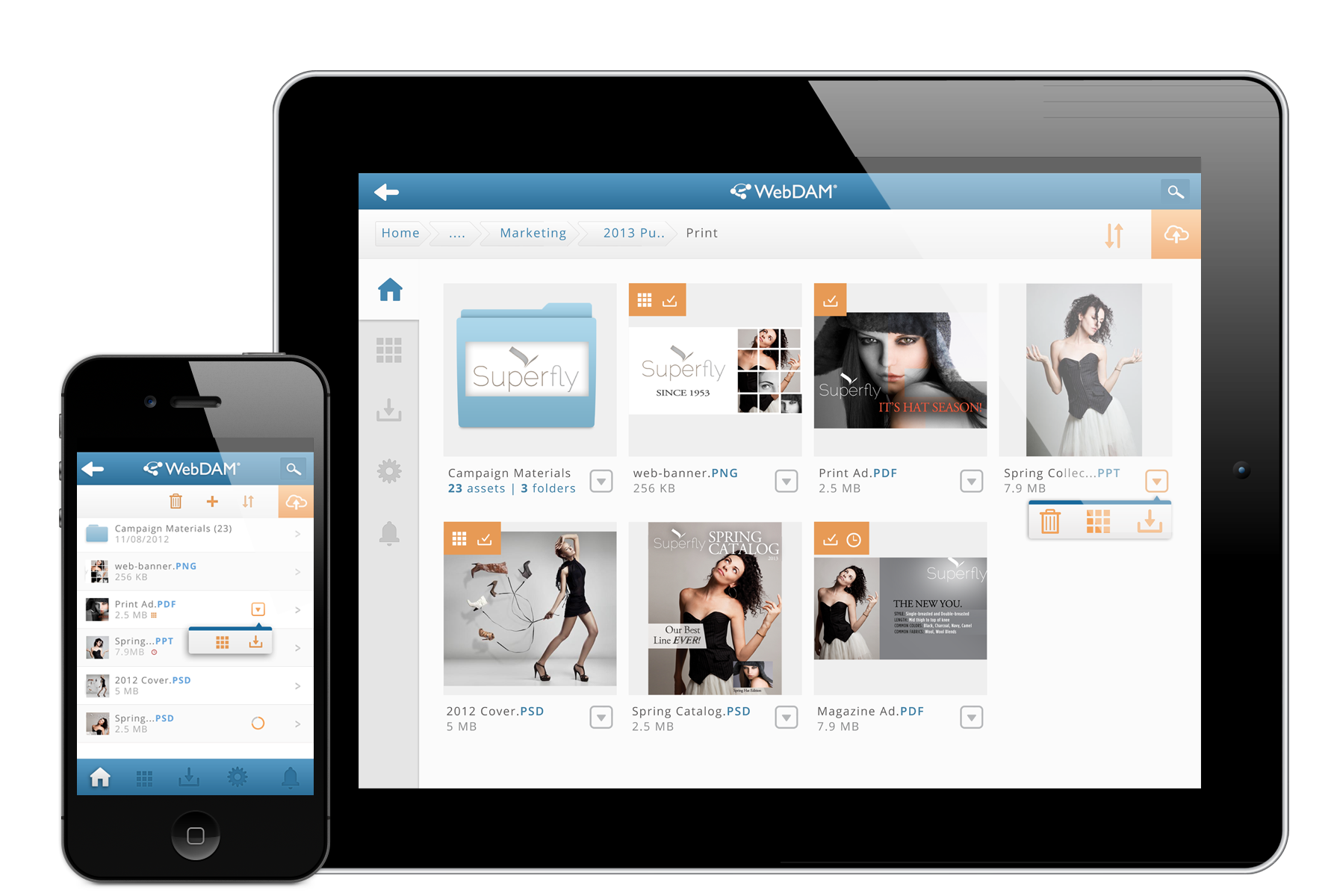 Latest from WebDAM Gives Us More Than an Asset Search and Viewer Tool 6