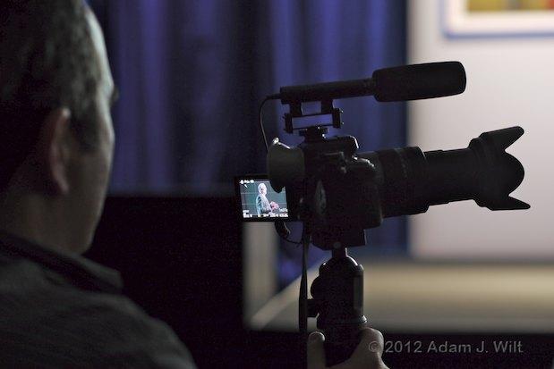 NAB Sunday: Panasonic and Sony Press Conferences 28