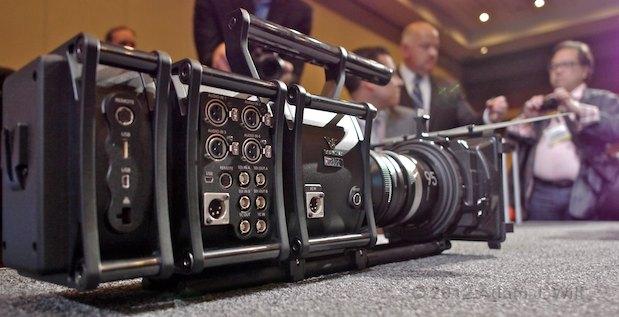 NAB Sunday: Panasonic and Sony Press Conferences 34
