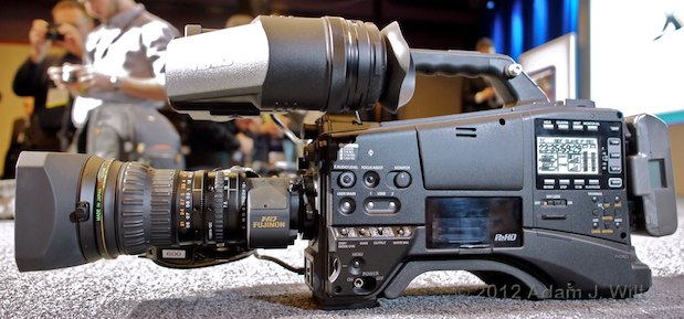 NAB Sunday: Panasonic and Sony Press Conferences 30