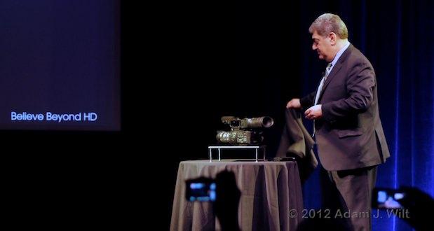 NAB Sunday: Panasonic and Sony Press Conferences 40