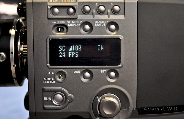 NAB 2009 - Zeiss Compact Primes, Sony SRW-9000, etc. 32