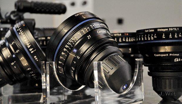 NAB 2009 - Zeiss Compact Primes, Sony SRW-9000, etc. 30