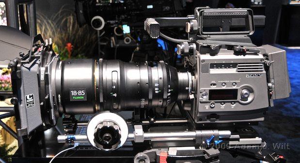 NAB 2009 - Zeiss Compact Primes, Sony SRW-9000, etc. 40
