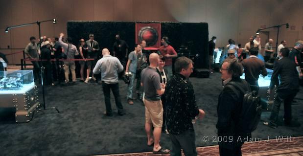 NAB 2009 - Wednesday RedUser Party 28