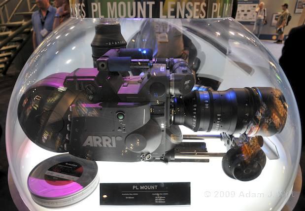 NAB 2009 - New PL Mount Lenses 39