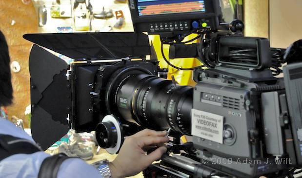 NAB 2009 - New PL Mount Lenses 40
