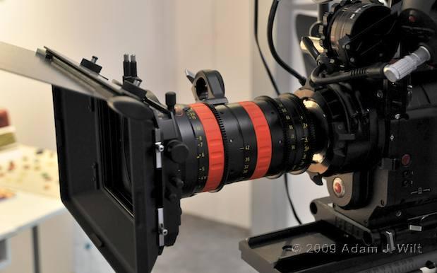 NAB 2009 - New PL Mount Lenses 37