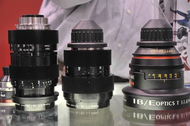 NAB 2009 - New PL Mount Lenses 33