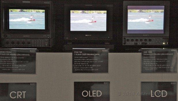 NAB 2010: Sony, Sunday Night 26